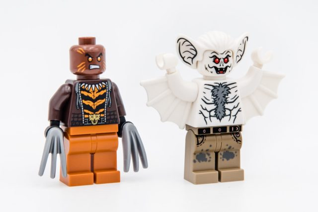 LEGO Bronze Tiger Man-Bat