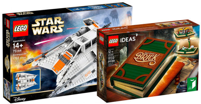 LEGO VIP 21315 75144