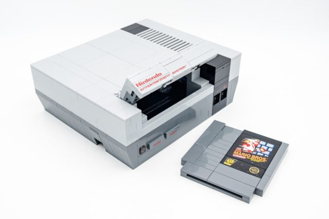 REVIEW LEGO 71374 Nintendo NES