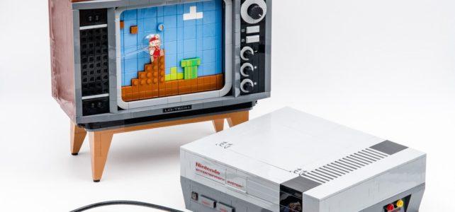 REVIEW LEGO 71374 Nintendo NES