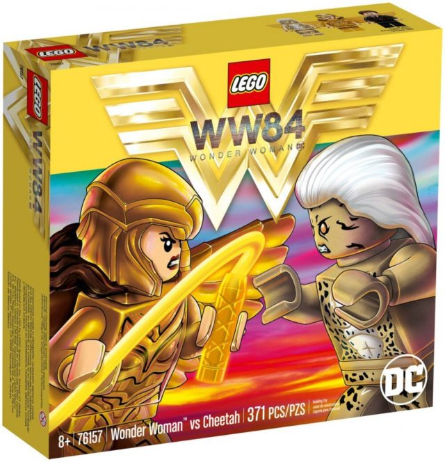 REVIEW LEGO 76157 Wonder Woman