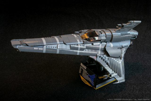 Battlestar Galactica Colonial Viper MkVII UCS