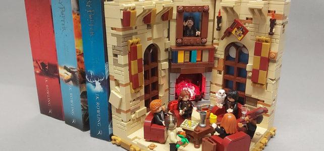 LEGO Harry Potter Serre-livre Gryffondor