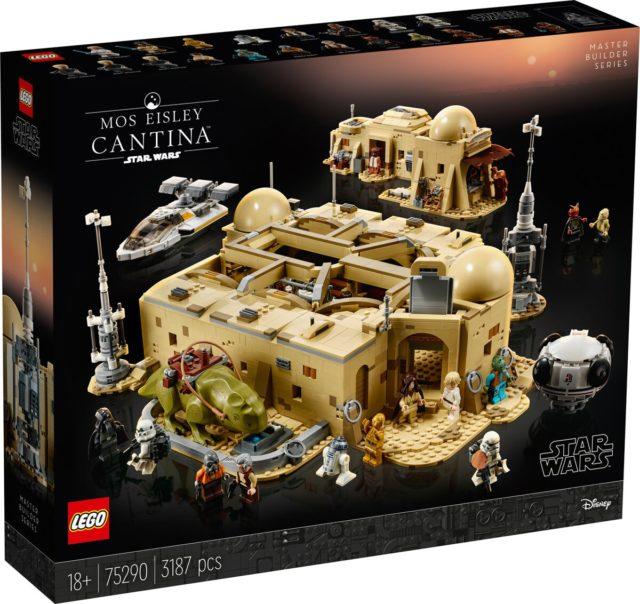LEGO Star Wars 75290 Cantina