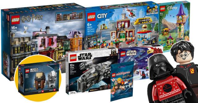New LEGO septembre 2020