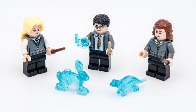 REVIEW LEGO Harry Potter 75966 Patronus