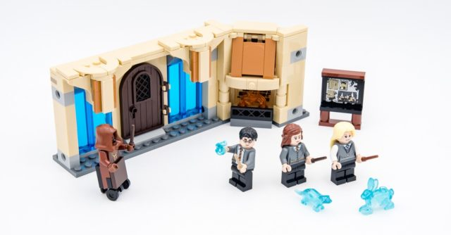 REVIEW LEGO Harry Potter 75966 Hogwarts Room of Requirement
