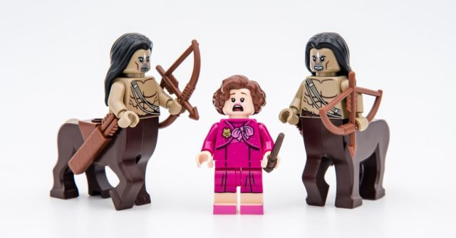 REVIEW LEGO Harry Potter 75967 Forbidden Forest
