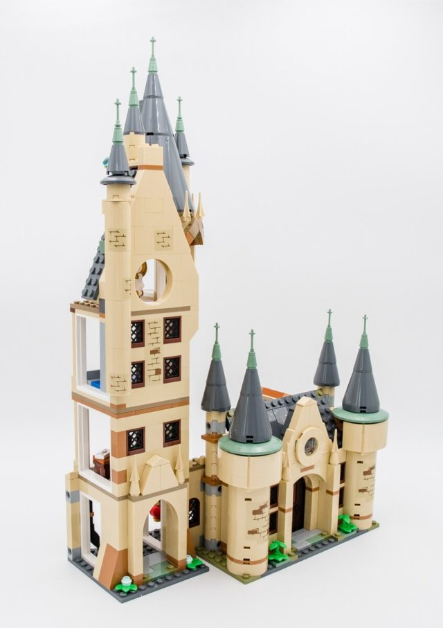 REVIEW LEGO Harry Potter 75969 Hogwarts Astronomy Tower