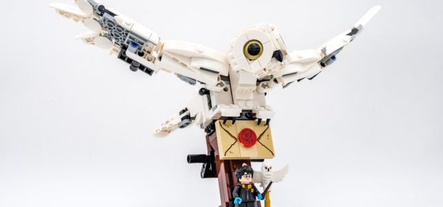 REVIEW LEGO Harry Potter 75979 Hedwig