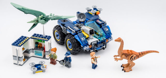 REVIEW LEGO Jurassic World 75940