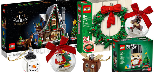 Shop LEGO noel 2020