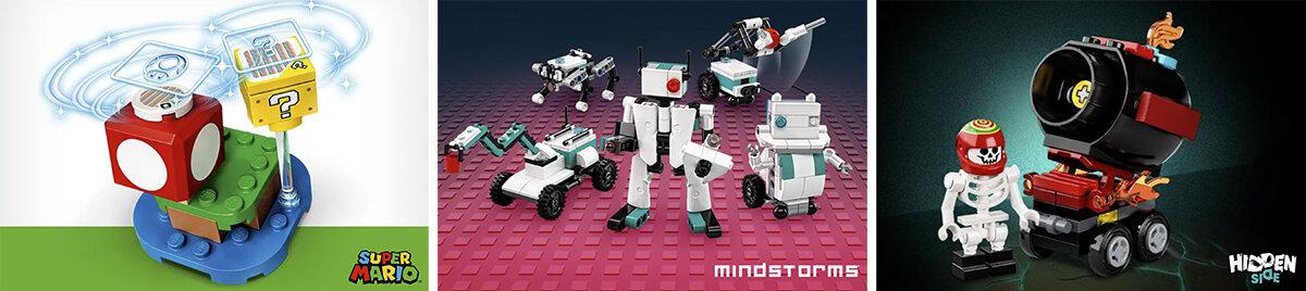 Cadeaux Shop LEGO GWP