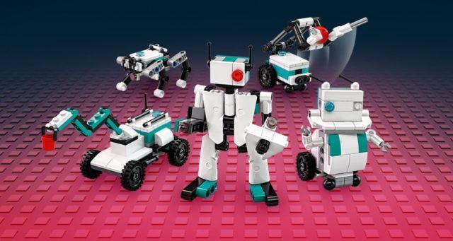 GWP LEGO 40413 Mindstorms Mini Robots
