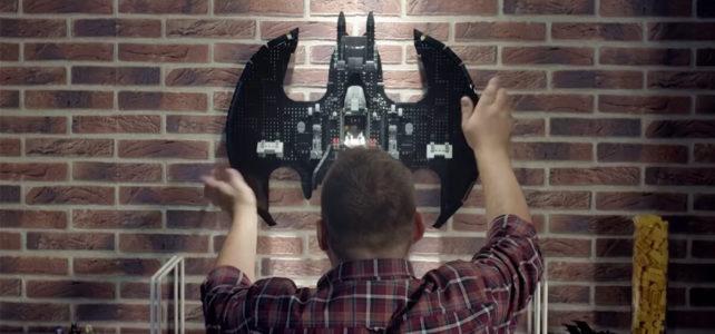 LEGO DC Comics 76161 1989 Batwing : la vidéo du designer