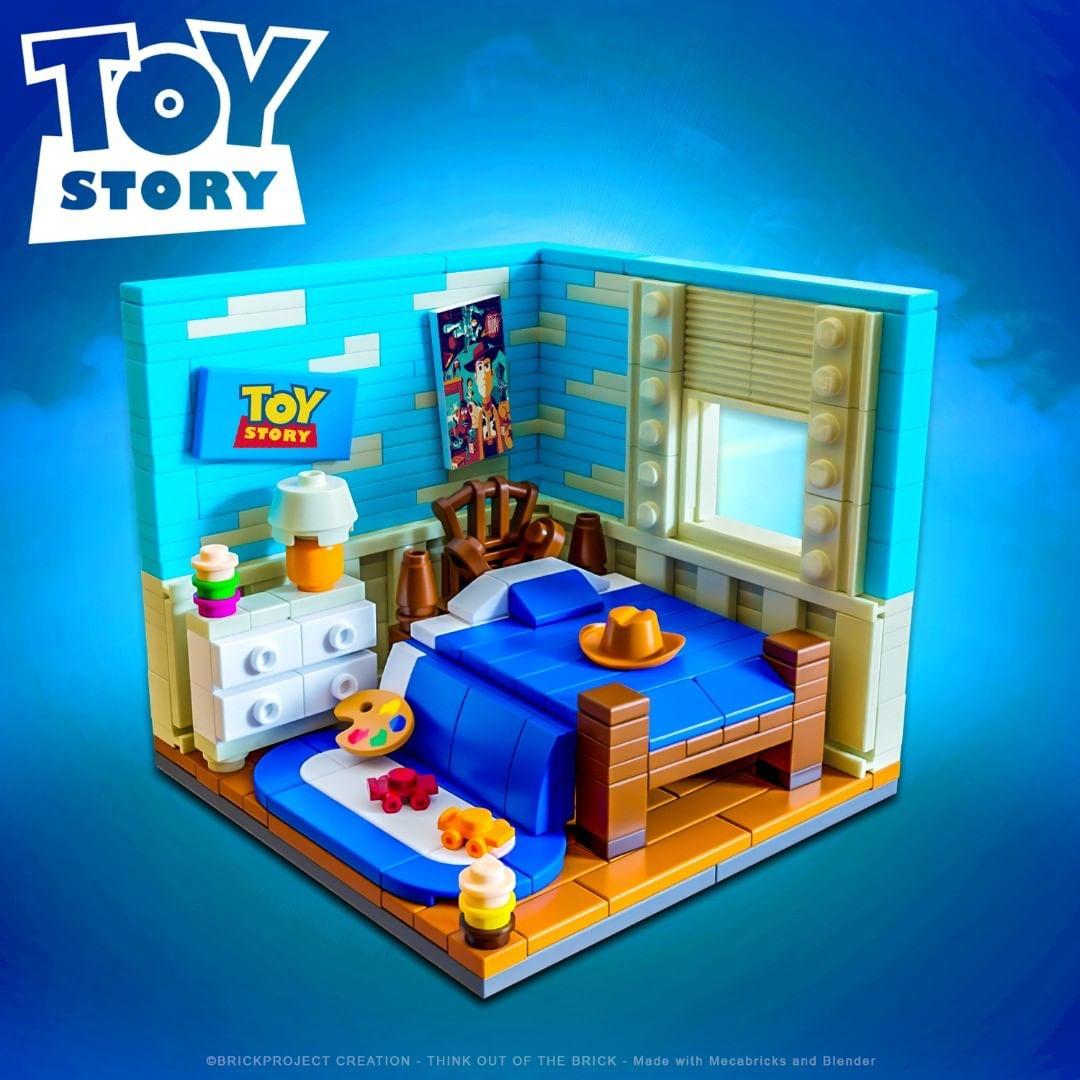 LEGO Disney Pixar Toy Story