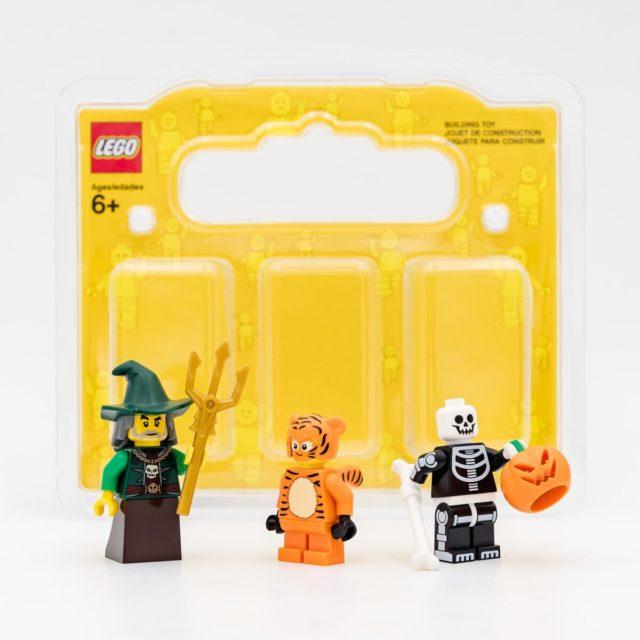 LEGO Halloween BAM minifigures