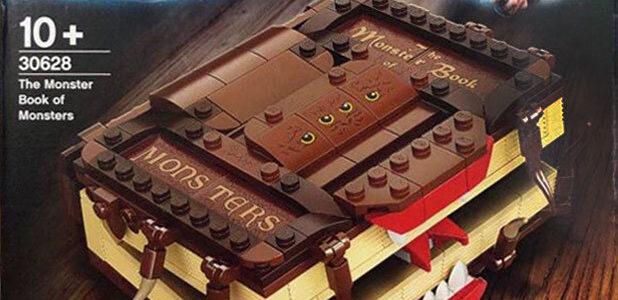 LEGO Harry Potter 30628 Monster Book GWP