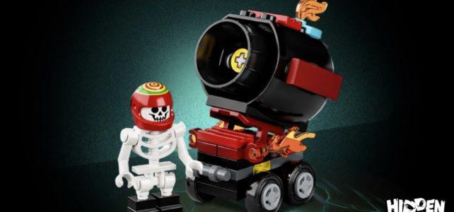 LEGO Hidden Side 30464 El Fuego