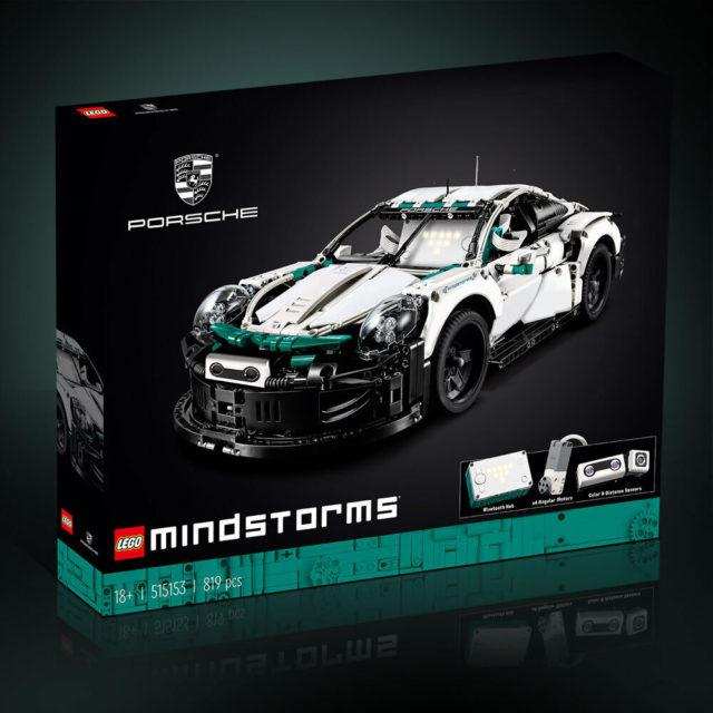 LEGO Mindstorms 42096 Porsche 911 RSR