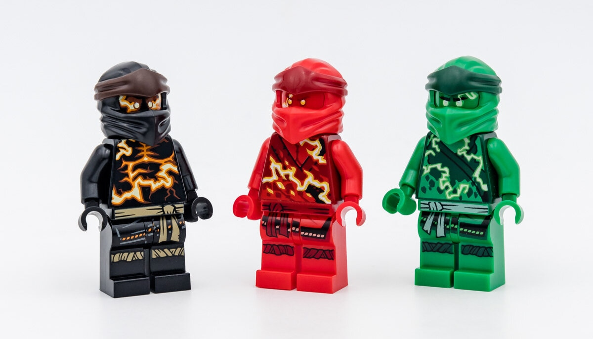 LEGO Ninjago Spinjitzu Burst 2020