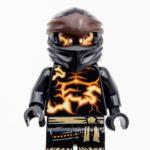 LEGO Ninjago Spinjitzu Burst 2020 Cole
