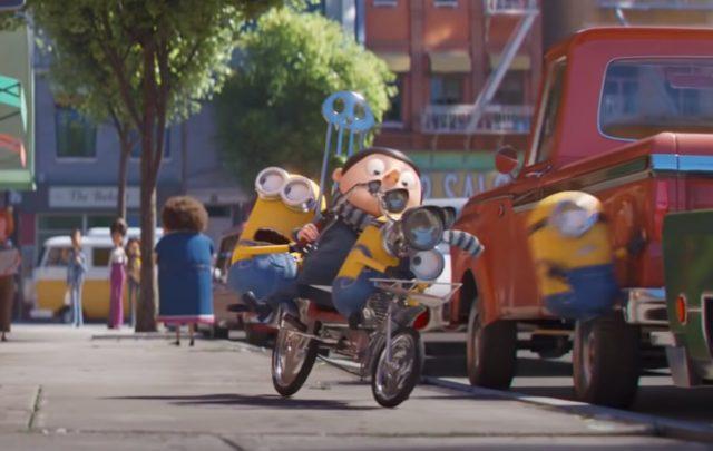Minions Rise of Gru trailer