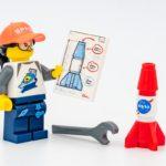 REVIEW LEGO 71027 Rocket Scientist