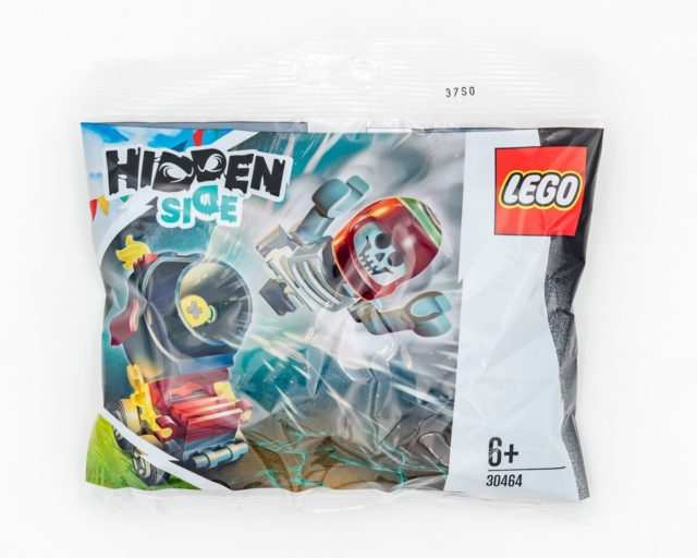 REVIEW LEGO Hidden Side 30464