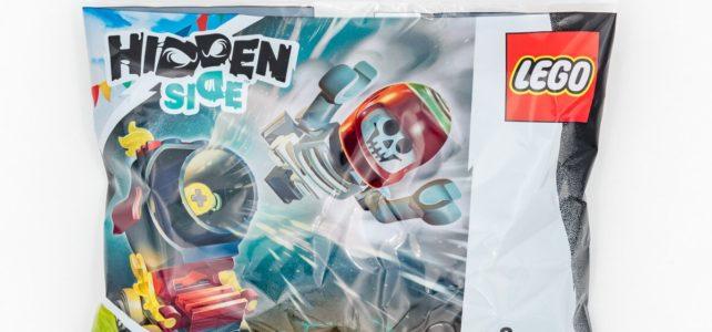 REVIEW LEGO Hidden Side 30464