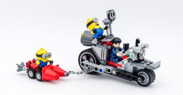 REVIEW LEGO Minions 75549