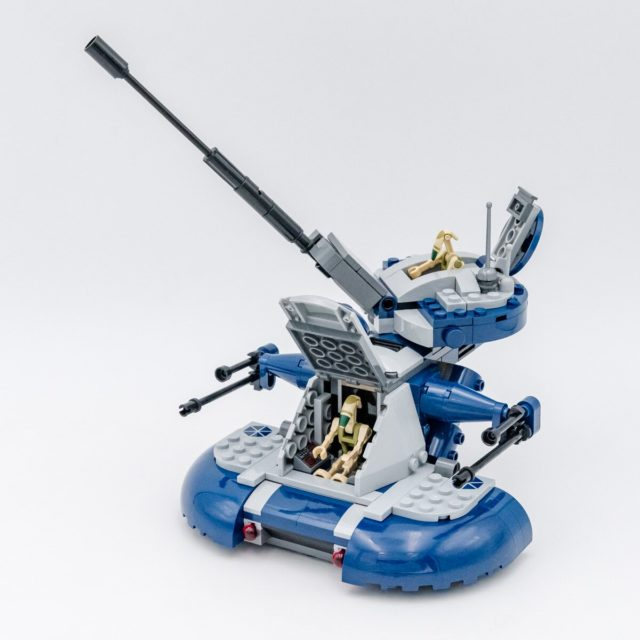 REVIEW LEGO Star Wars 75283 AAT