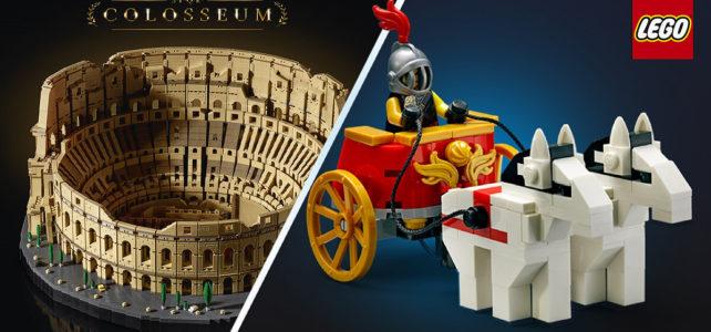 Colisee LEGO 10276 Colosseum