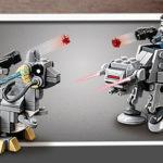 LEGO 75298 Tauntaun & AT-AT Microfighters