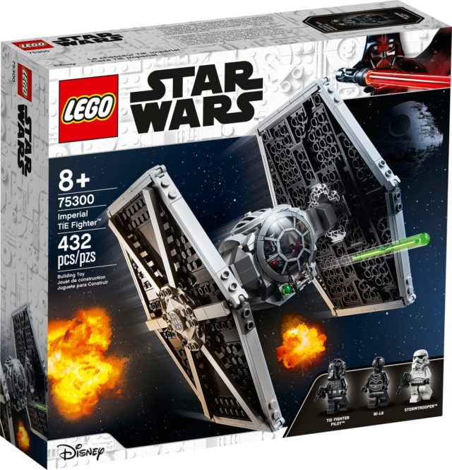 LEGO 75300 Imperial Tie Fighter