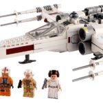 LEGO 75301 Luke Skywalker's X-wing Fighter