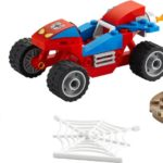 LEGO 76172Spider-Man and Sandman Showdown