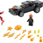 LEGO 76173Spider-Man and Ghost Rider vs. Carnage