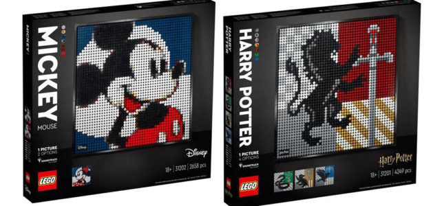 LEGO Art 2021
