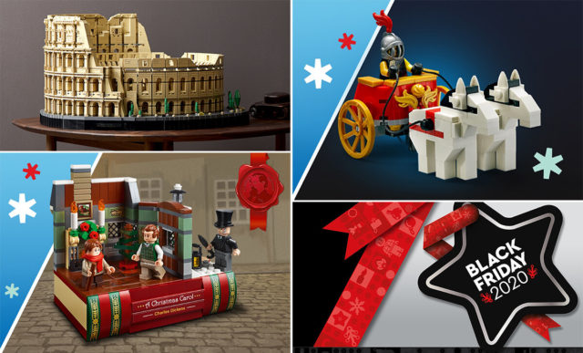 LEGO Black Friday 2020 Colisee