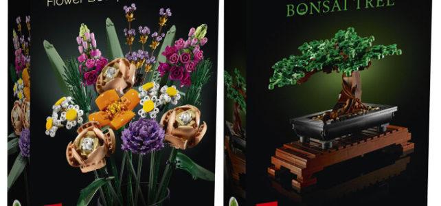 LEGO Botanical 10280 10281
