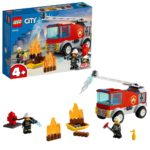 LEGO City 60280 Fire Ladder Truck