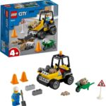 LEGO City 60284 Roadwork Truck