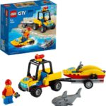 LEGO City 60286 Beach Rescue ATV
