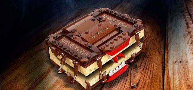LEGO Harry Potter 30628 The Monster Book of Monsters
