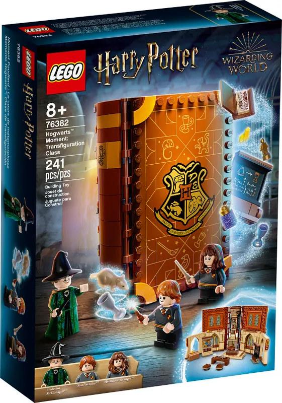 LEGO Harry Potter 2021 : les nouveautés Hogwarts Moments ...