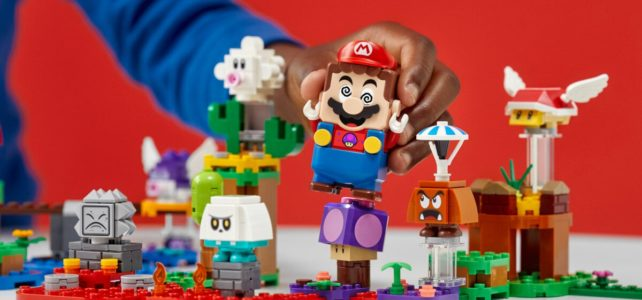 LEGO Mario 71386 2