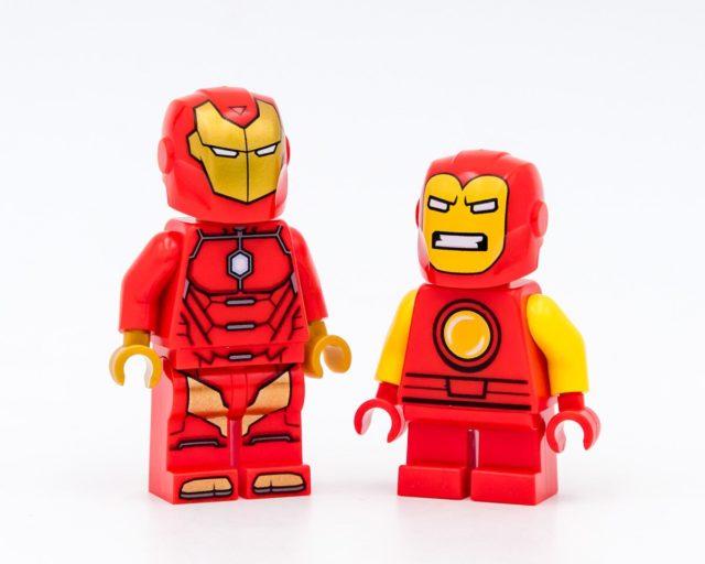 LEGO Marvel Invincible Iron Man