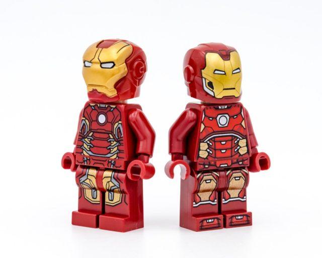 LEGO Marvel casque Iron Man