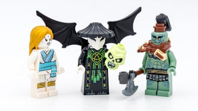 LEGO Ninjago 2020 Master of the Mountain